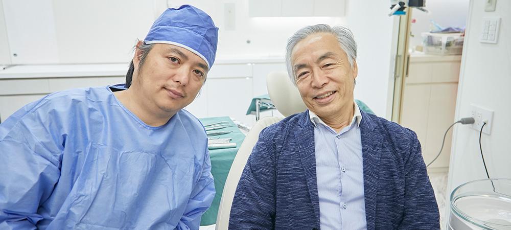 精度の高いインプラント治療